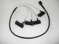 Kabel Mini SAS HD SFF-8643 auf 4x SATA/SAS 7-Pin 60cm, FOXCONN 14G504002000AK