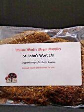 St. John's wort c/s 1 Ounce Herb Wicca Witchcraft Pagan Hoodoo Voodoo