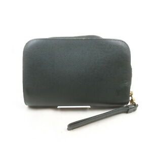 Louis Vuitton LV Clutch Bag M30184 Baikal Greens Taiga 1428314