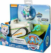 PAW Patrol Everest's Snowmobile Pup & Rescue Vehicle Action Figure