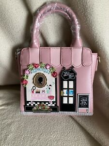 Vendula London Beauty Lounge Mini Tote Bag