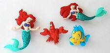 Little Mermaid w Sebastion & Flounder ~ Disney License ~ Jesse James Dress It Up