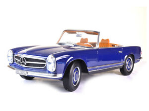 1:8 MERCEDES BENZ W113 230 PAGODA by WESPE sport car resin ready built PSBS44