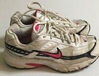 Nike Initiator Running Tennis Shoes Sneakers 394053-160 Pink White  Women's Sz 8