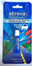 Abreva - Cold sore / Fever Blister Treatment - On the Go .07OZ  EXP. 09/18