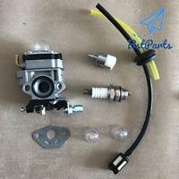 Carburetor Fuel Line Kit Shindaiwa T242X T242 LE242 BC4401DW 26CC Walbro WYJ-138