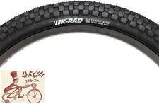 "KENDA K-RAD 24"" X 1.95"" WIRE BEAD BLACK BICYCLE TIRE"