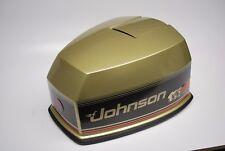 New Johnson Outboard Motor Hood 100hp V4 434921 90hp, 115hp Gold/Black