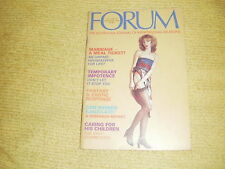 rare oop FORUM Vol 6 No 9 Sep 1978 Australian Journal Of Interpersonal Relations