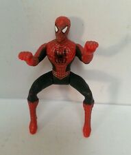 "SPIDER-MAN - 5"" Action Figure Marvel Comics Posable Collectible Retro Toy Figure"