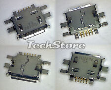 N.4pezzi x Connettore micro USB  ricarica Nokia N97 N97 mini E52 E55 MC56