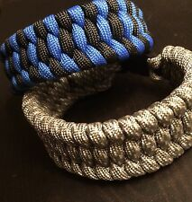 Paracord Survival Trilobite Bracelet USA CUSTOM COLORS! TJParacord