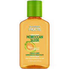 Garnier Fructis Sleek & Shine Moroccan Sleek Oil Treatment for Frizzy Hair 3.75