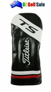 Titleist TS Driver Head Cover - 100% Authentic Titleist Headcover