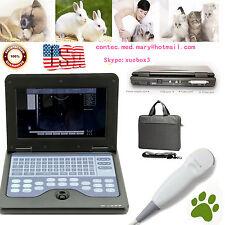 Veterinary ,Laptop Ultrasound Scanner Machine VET Micro Convex Probe,Dog/Cat/Pet