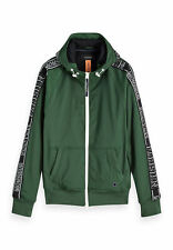 Scotch & Soda Jacke Herren ZIP-THRU HOODIE 152224 3193 Grün