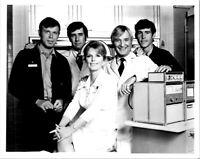 Emergency TV series vintage 8x10 photograph cast Julie London Bobby Troup etc