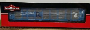 "Intermountain HO Scale Auto Rack ""The Rock"" 990019 NIB"