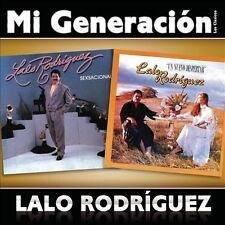 Lalo Rodriguez Mi Generacion CD New Sealed