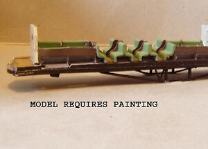 P&D Marsh N Gauge n Scale A402 Autocoach interior pack detail parts require ptg