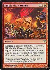 MTG - Dissension - Kindle the Carnage - Foil - NM