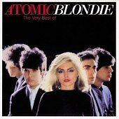 BLONDIE - ATOMIC - EMI CD ALBUM - NEW / SEALED - UK STOCK