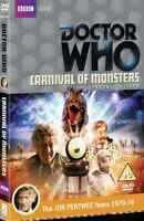 Doctor Who Carnival Of Monsters (2 Disco Sp. BBC Edizione) Pertwee Nuovo/Aperto