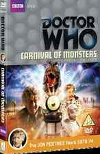 Doctor Who Carnival of Monsters (2 Disc Special Edit.) Pertwee NEW/UNSEALED BBC