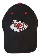 NFL Kansas City Chiefs Hat Adjustable Cap Structured Style
