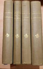 Editions originales Livres rares Alphonse de Lamartine 19ème excellent état