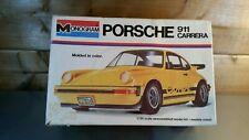 Monogram : Vintage Porsche 911 Carrera : 1/24 Scale.