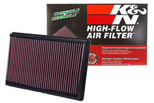 K&N Factory Style Replacement Air Filter for 02-17 RAM 1500, 33-2247
