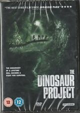 The Dinosaur Project 2012 DVD Sci-Fi Action Adventure Region 2 New & Sealed
