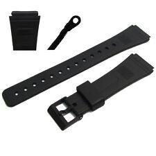 Cinturino di Ricambio 19mm per adattarsi Casio w50, fb52, gs20, ab10w, ab20w, a11