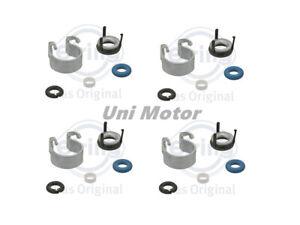 4 x Elring Fuel Injectors Seals Repair Kits For AUDI A4 VW GLI GTI Tiguan 2.0T
