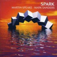 Martin Speake - Spark [CD]