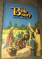 THE BIBLE STORY BY ARTHUR S. MAXWELL VOL. 5- 1955