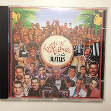 CD TROPICAL TRIBUTE TO THE BEATLES WITH TITO PUENTE