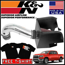 K&N AirCharger Cold Air Intake System fits 2019-2020 Dodge Ram 1500 5.7L V8