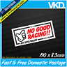No Good Racing Sticker/ Decal - JDM CLUB JAPAN VINYL SPARKLES RARE HONDA OSAKA