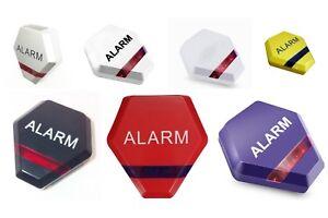 Decoy Burglar Alarm Box - Dummy Alarm Bell Box - Easy To Install - Free Postage
