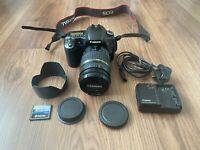 Canon EOS 30D Digital SLR Camera Black with Tamron 28-300mm Aspherical LD Di