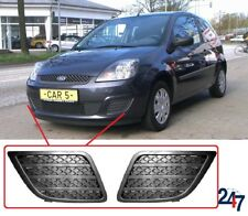 NEW FORD FIESTA 2006 - 2008 FRONT BUMPER  FOG LIGHT COVER TRIM PAIR RIGHT LEFT