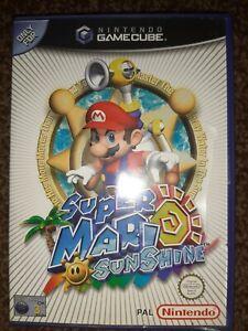 Super Mario Sunshine - Nintendo Gamecube