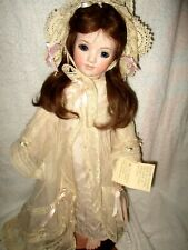 Alexandra Artist Proof Porcelain Antique Reproduction Doll Brenda Burke England