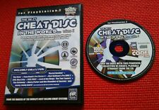 THE BEST CHEAT DISC IN THE WORLD- VOLUME 2-Playstation 2 (PS2) sony