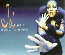 Joi Cardwell - Soul To Bare ( CD Maxi , 1997 ) UK Import