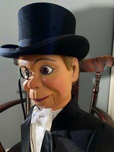 Charlie McCarthy Ventriloquist Dummy Replica