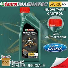 1 LT LITRO LATTA OLIO MOTORE CASTROL MAGNATEC 5W30 A5 - UFFICIALE CASTROL ITALIA