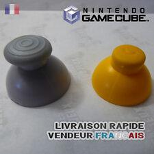 Joystick analogique pour GameCube gris et jaune neuf